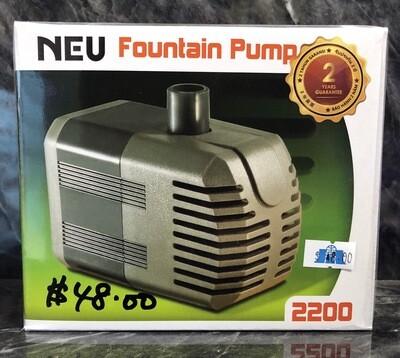 Neu Pump (2200L/H)