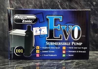 AquaZonic Evo Pump E01 (480L/H)