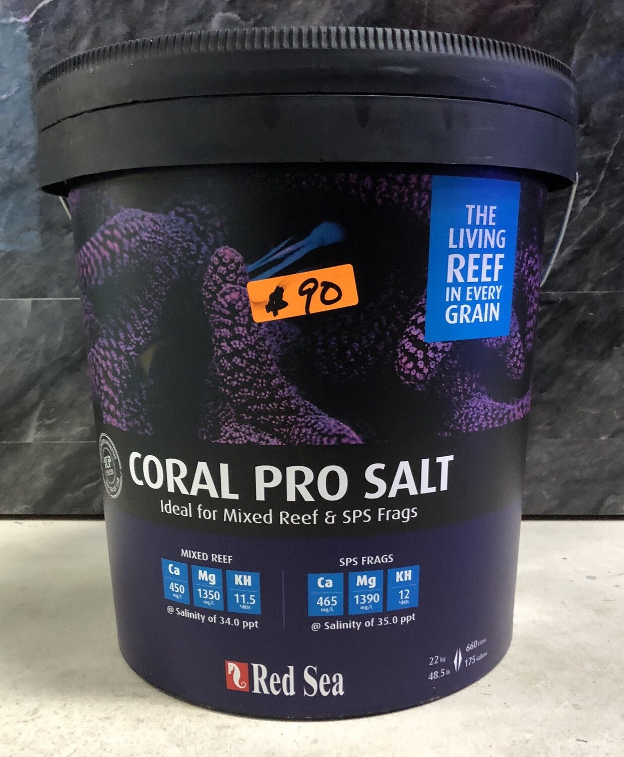 Red Sea Pro Salt (22kg)