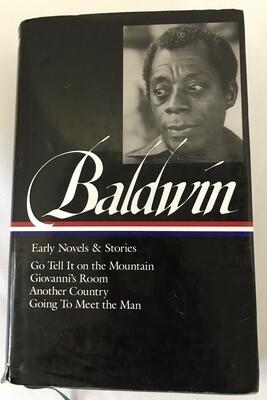 Baldwin - Early Stories & Novels