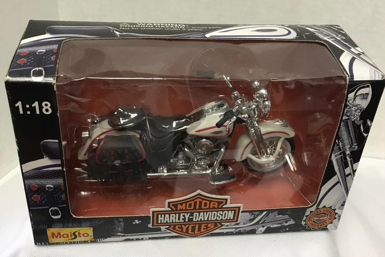 Maisto Harley Davidson Toy Motorcycle 1:18
