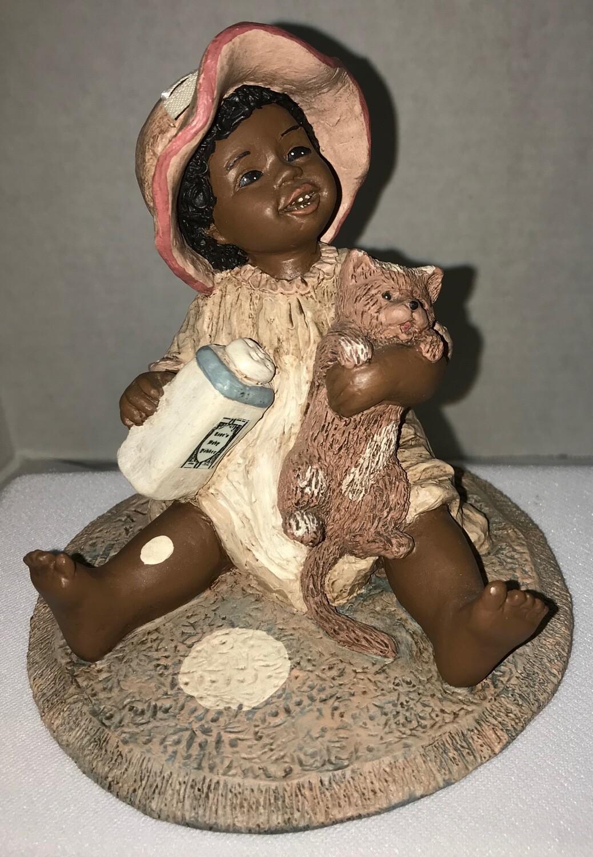 All God's Children Figurine - Kezia