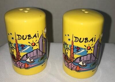 Dubai Salt & Pepper Shakers
