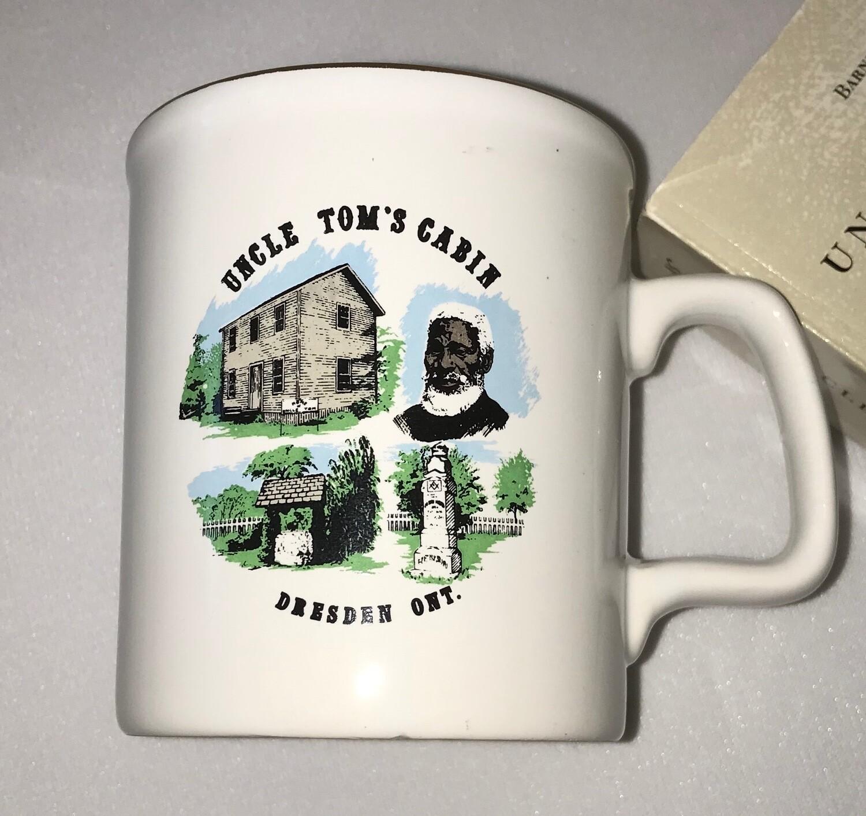 Uncle Tom's Cabin Mug (w/ Book)