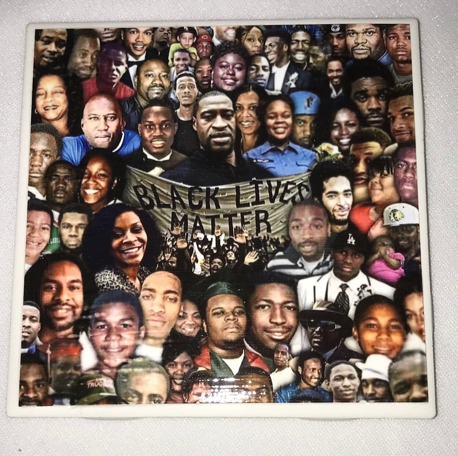 Black Lives Matter Coaster