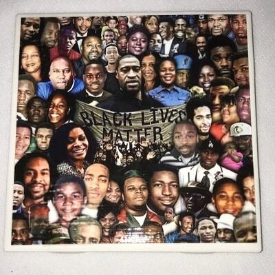 Black Lives Matter Coaster