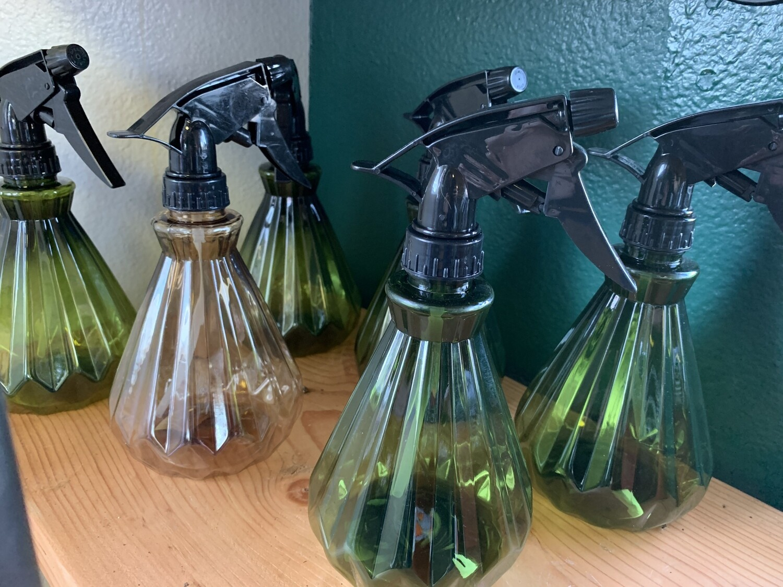 Jewel Spray Bottles
