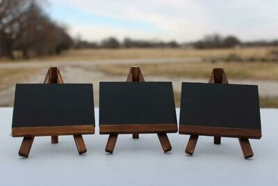 Extra Mini Chalkboards