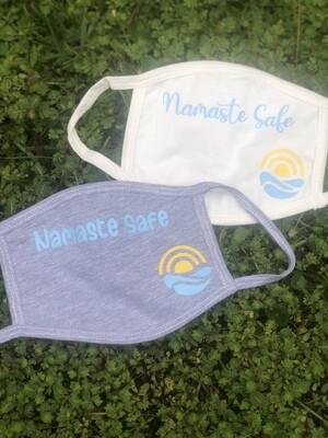 Namaste Safe Gray Mask