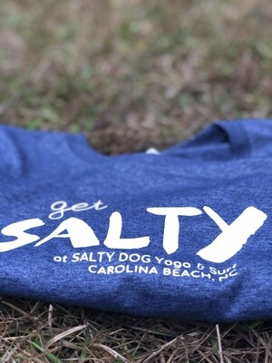 Get Salty Unisex Tee- Small