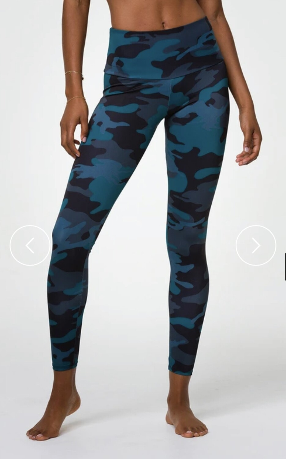 Onzie Disguised High Rise Pant - S/M