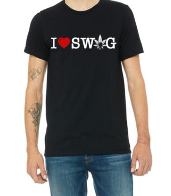 I Love Swag - Mens T Shirt