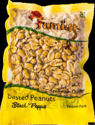 Roasted Peanuts - Black Pepper