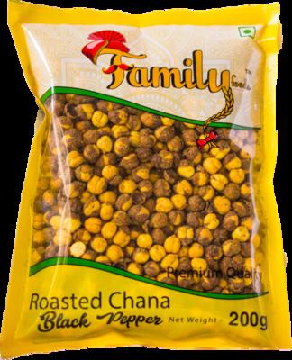 Roasted Chana - Black Pepper