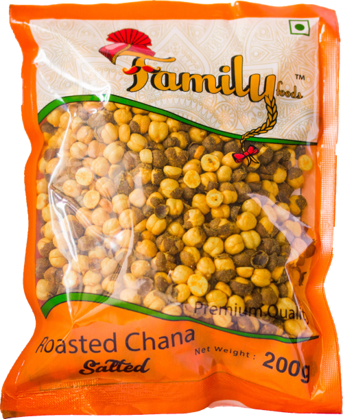 Roasted Chana - Salted