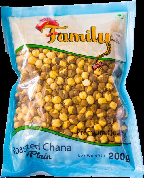 Roasted Chana - Plain