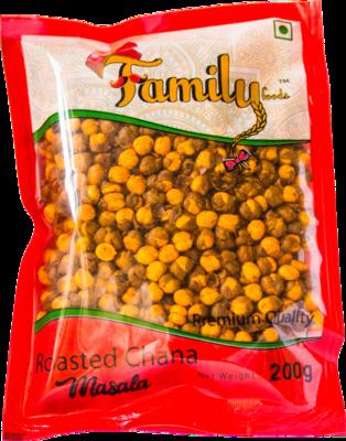 Roasted Chana - Masala
