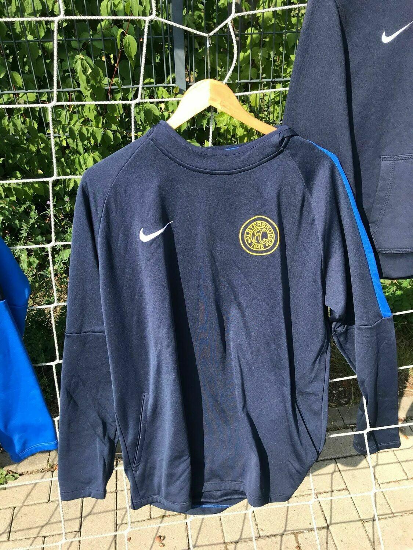Nike Academy 18 Hoody 100% Polyester Dunkelblau (451) Erwachsenen-XL
