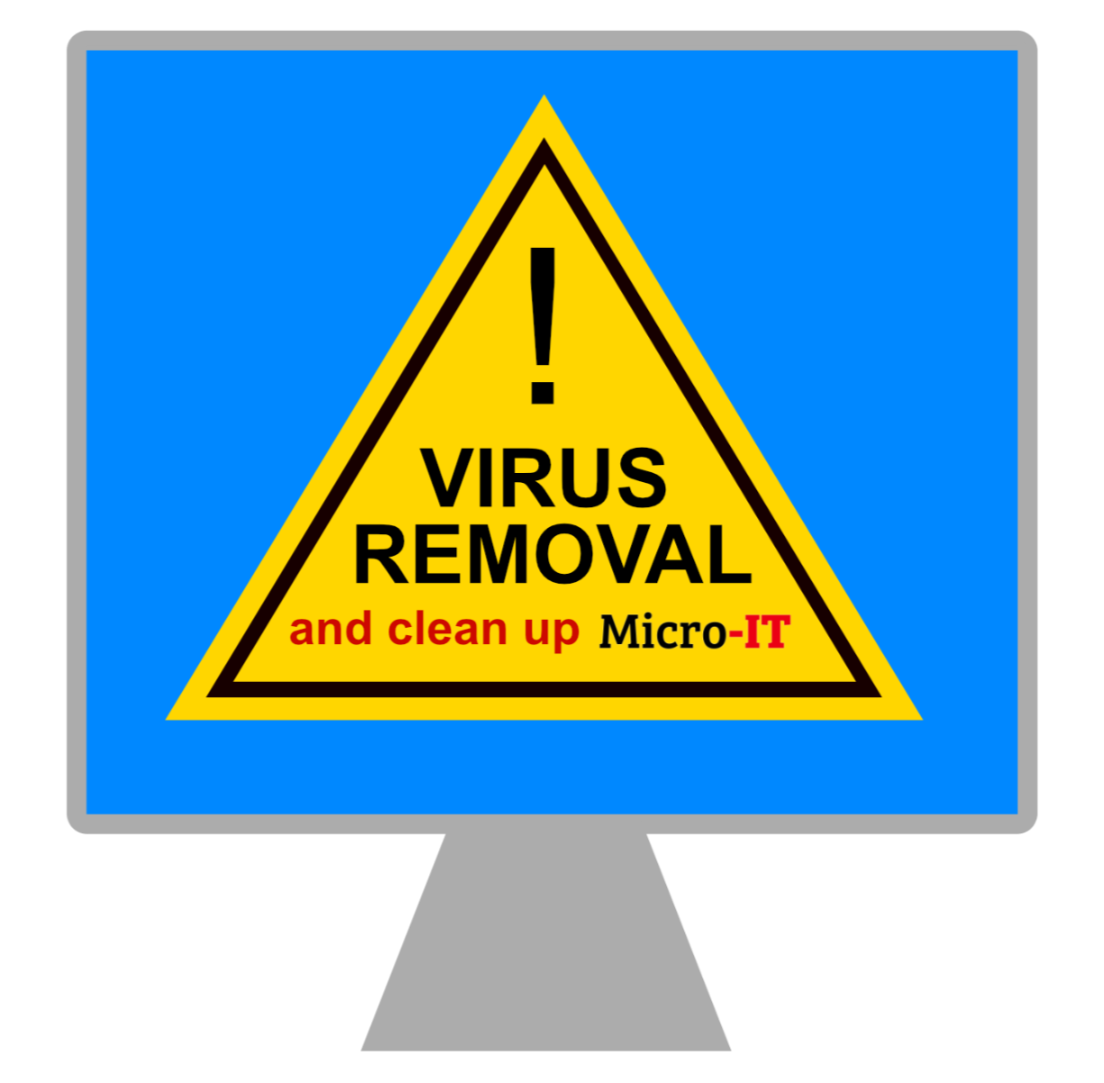Virus and Computer cleaning