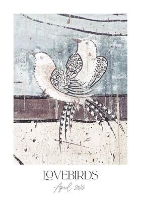 LOVEBIRDS · kunstikon