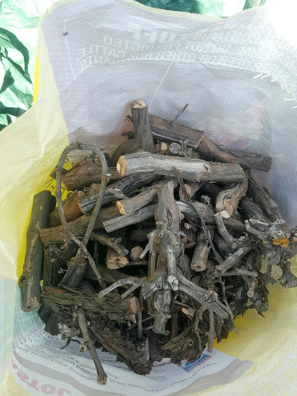 Cabernet Sauvignon BBQ smoking wood- Prunings 3Kg