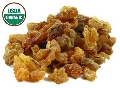 Myrrh Organic Essential Oil - Commiphora myrrha