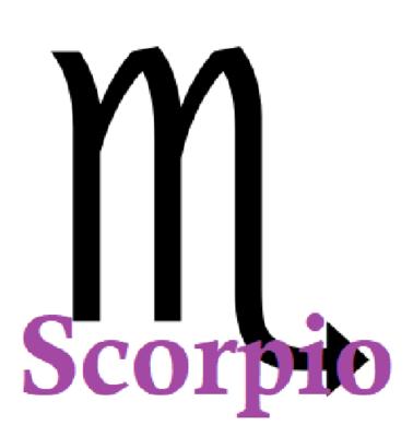 Scorpio Organic Zodiac Essential Oil Blend