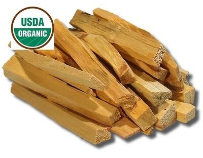 Palo Santo 5% Organic Essential Oil Blend