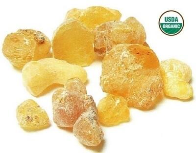 Frankincense Organic Essential Oil - Boswellia serrata