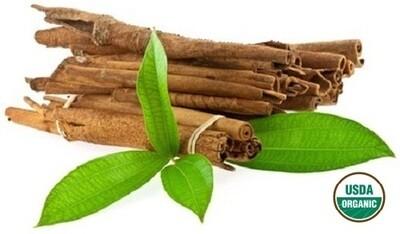Cinnamon Leaf Organic Essential Oil - Cinnamomum zeylancium