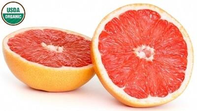 Grapefruit White Organic Essential Oil - Citrus paradisi