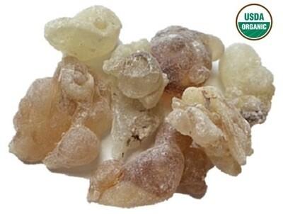Frankincense Organic 5% Essential Oil Blend in Organic Carrier Oil