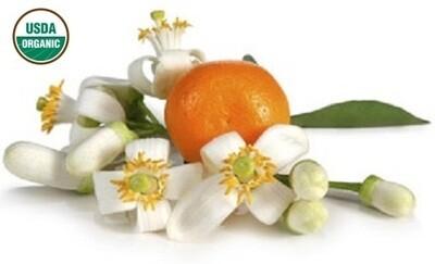 Organic Orange Blossom Neroli Hydrosol Floral Water 2oz