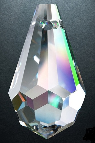 Assorted Crystal Prisms - Teardrop, Ball, Droplet