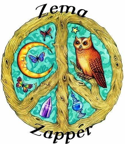 Zema Zapper Organic Essential Oil Blend (Eczema Rash Inflammation)