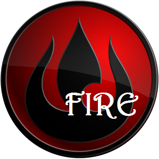Fire Organic Elemental Essential Oil Blend