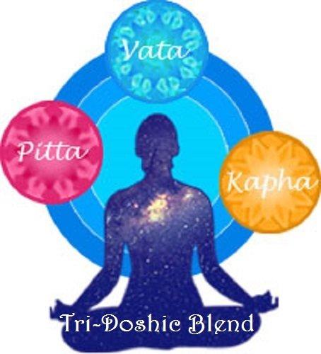 Tri-Doshic (Triple Dosha) Organic Essential Oil Blend