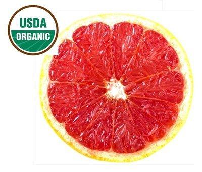 Grapefruit Pink Organic Essential Oil - Citrus paradisi