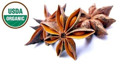 Star Anise Organic Essential Oil - Illicium verum