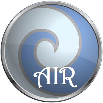 Air Organic Elemental Essential Oil Blend