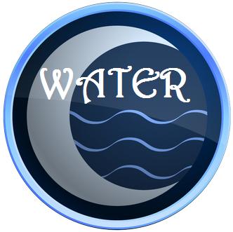 Water Organic Elemental Essential Oil Blend