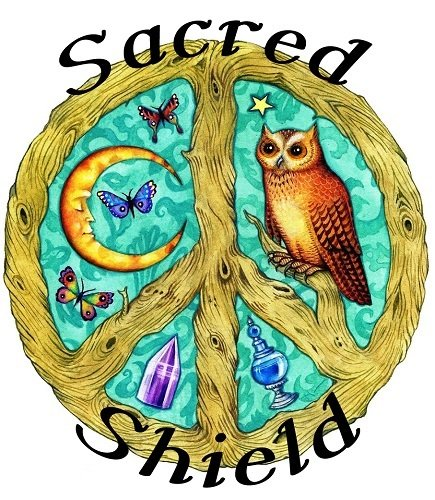 Sacred Shield Organic Essential Oil Blend (Compare to Thieves)
