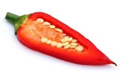 Chili Pepper Seed Essential Oil - Capsicum annum non-organic
