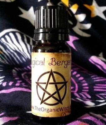 Magical Bergamot Organic Essential Oil - Citrus bergamia