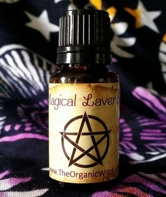 Magical Lavender Organic Essential Oil - Lavandula angustifolia