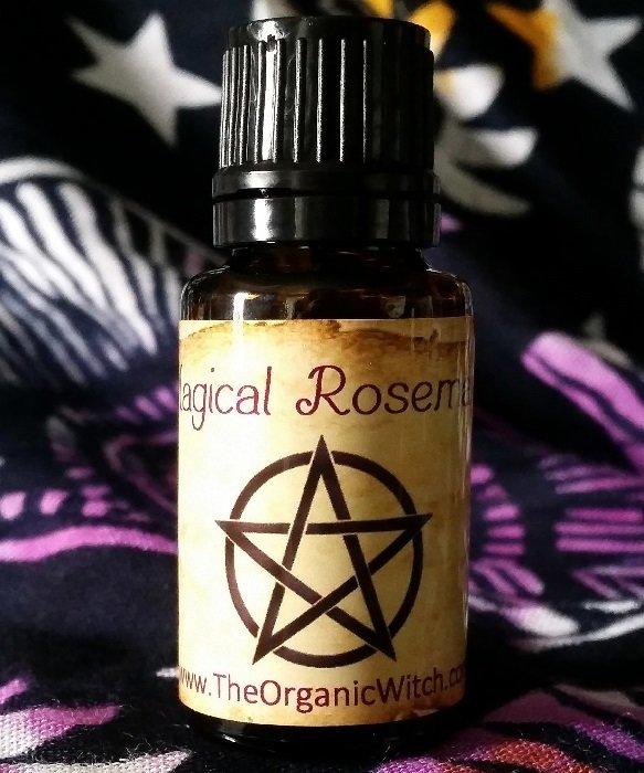 Magical Rosemary Organic Essential Oil - Rosmarinus officinalis