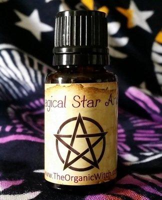 Magical Star Anise Organic Essential Oil - Illicium verum