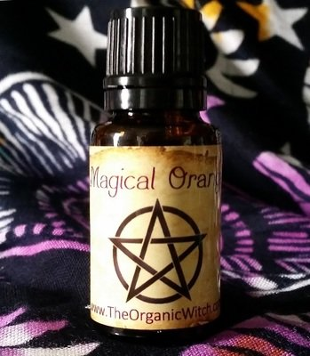 Magical Sweet Orange Organic Essential Oil - Citrus sinensis