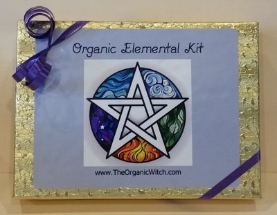Magical Elemental Boxed Gift Set - Air, Earth, Fire, Water, Spirit 10ml Roll-Ons