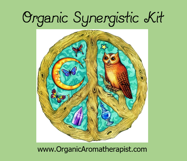 Organic Synergistic Blends Boxed Gift Set